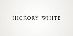 hickory white logo